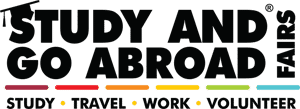 Study and Go Abroad Fairs Logo