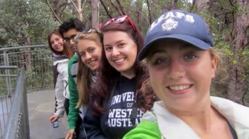 Becky's Perth Adventure | Study and Go Abroad 1