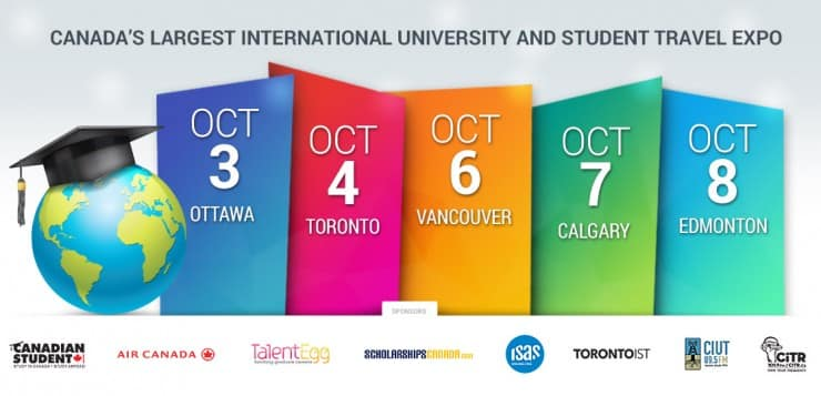 Study and Go Abroad Fairs – Fall 2015