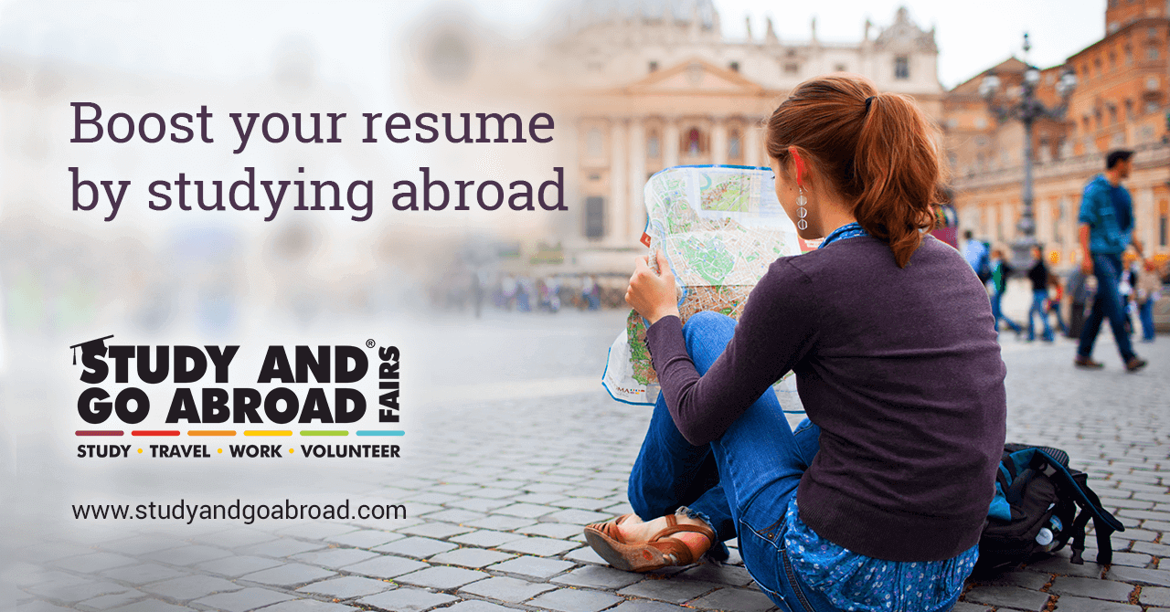 go abroad or study at home International student / study centers / study abroad center / study abroad guide / 10 benefits to studying abroad study abroad are leaving their home go.
