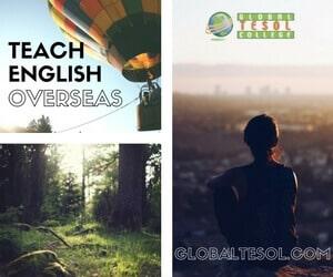 Global Tesol 300×250 Work & Travel