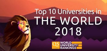 QS Top University Rankings 2018 – just released!