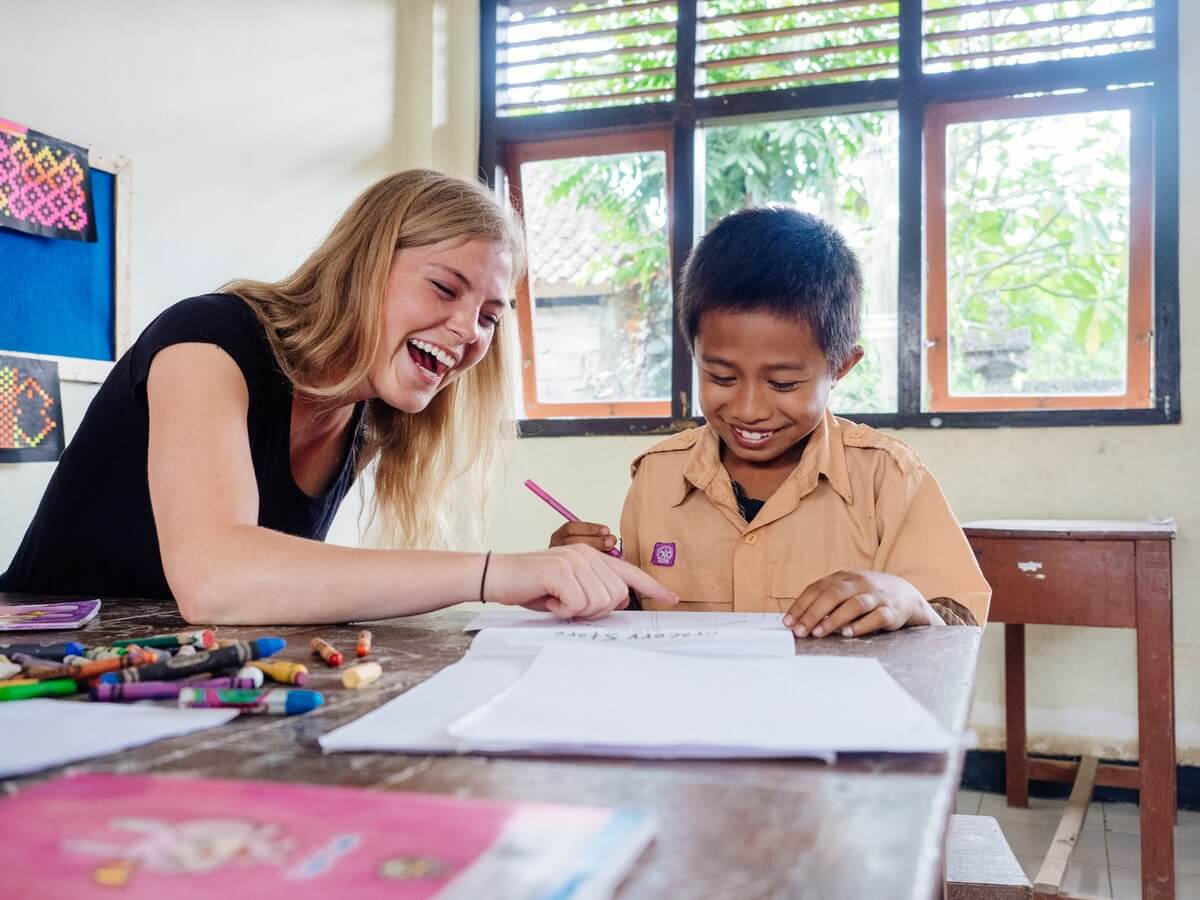 Bali Volunteer Program