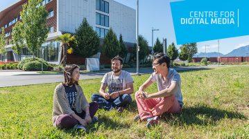 Life changing Digital Media Grad School. Transform your life.