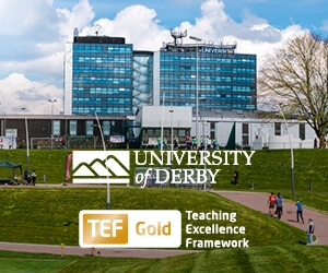 300×250 University of Derby – UK