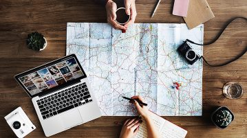 Five Tips for First Time Travellers