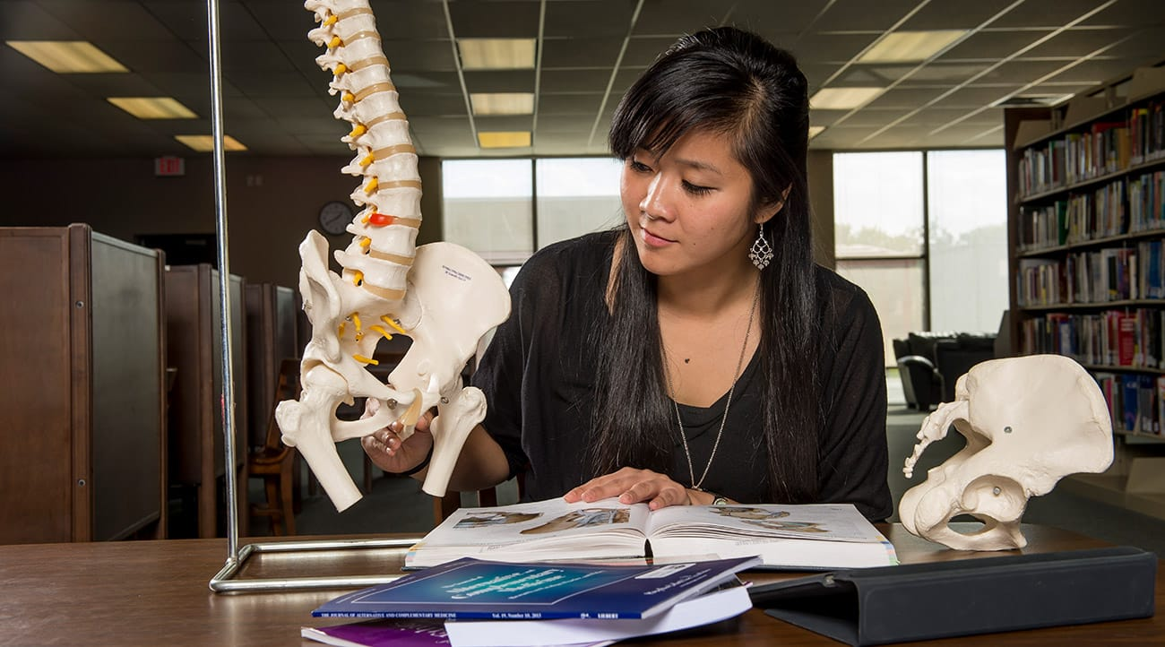 Graduate With a Top Notch Chiropractic Degree from Texas Chiropractic College