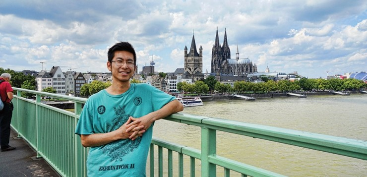 New Worlds Have Opened Up, University of Waterloo Faculty of Engineering Student Exchange with German Universities | Study and Go Abroad
