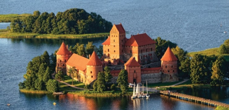Lithuania - A Discovery Waiting to Happen | Study and Go Abroad