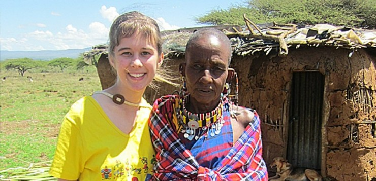 Making a difference in Africa... | Study and Go Abroad 1
