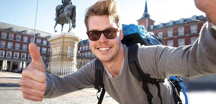 Student Traveller