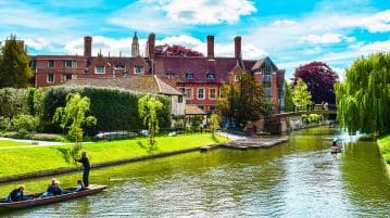 Top 5 reasons you should consider the UK for your studies