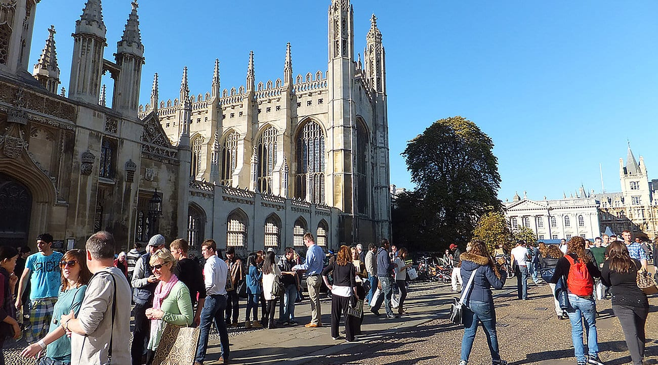 I Made It Across The Pond - The Study Abroad Blog
