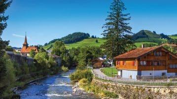 Welcome to Switzerland