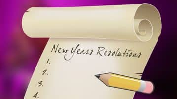 5 Great Tips for New Year Resolutions for University Students