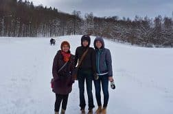 From Edmonton to Kiruna - One Graduate Student's Study Abroad in Sweden