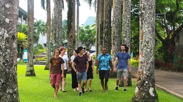 A Pacific Perspective: Study in Fiji