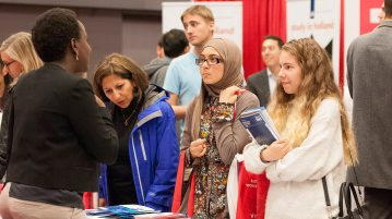 What You'll Gain by Attending a Study Abroad Fair