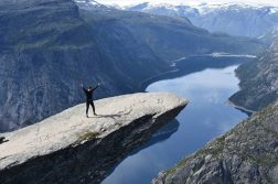 Scandinavian Adventures – A Commerce Student's Study Abroad in Norway!