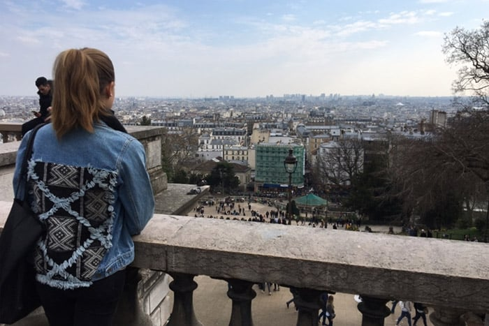 A Parisian Study Abroad Adventure: Gillian Opens a New Chapter in Paris