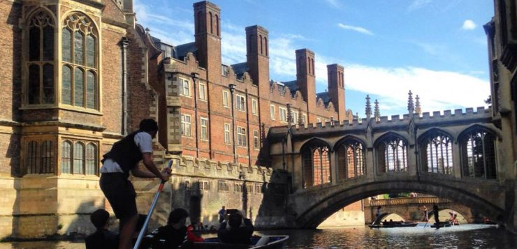 University of Cambridge Summer Programmes: 5 great reasons to study with us