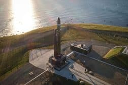 Rocket Lab's Electron satellite launch