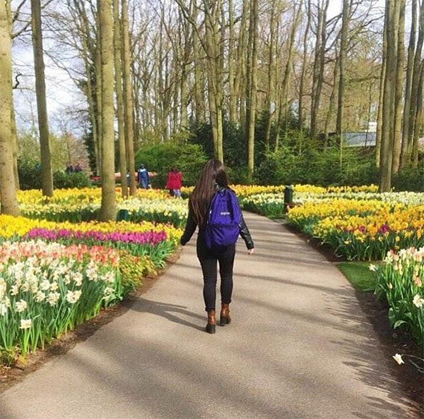 """Travel Far Enough and You'll Meet Yourself"": What Julia Learned About Herself While Studying Abroad in the Netherlands"