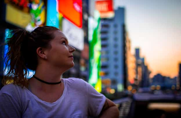 Studying Abroad and Getting Lost in Japan with Fearless Megan Graham