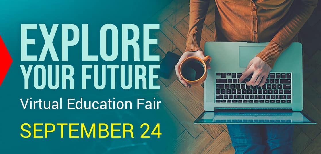 Virtual Education Fair - September 24