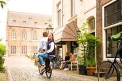 Study in Holland at Leiden University