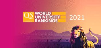 2021 World University Rankings by Subject