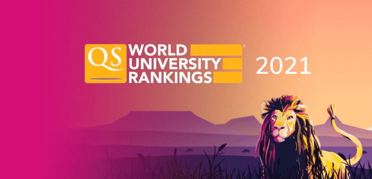 2021 World University Rankings