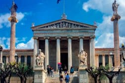 Out of chaos, a new era emerges for Greek universities